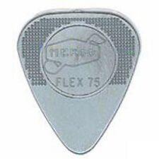 Herco Guitar Picks  12 Pack  Silver Flex 75 Medium Picks