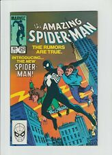 The Amazing Spider-Man #252 (May 1984, Marvel) NM (9.4) 1st. Black Costume !!!!!