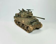 M4A1 SHERMAN TANK 1/35 Built and Painted