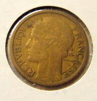 1934 France 1 Franc Coin