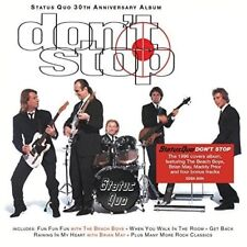 STATUS QUO - DON'T STOP (EXPANDED+BONUSTRACKS)   CD NEUF