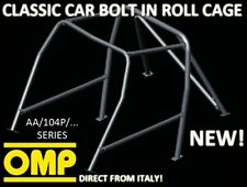OMP 6 Point Bolt in Competition Roll Cage for Mini Cooper S 1967-1980 Aa/104p/70