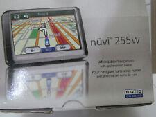 Garmin Nuvi 255w With Original Box And Accessories