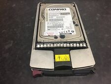 Compaq Fujitsu MAJ3364MC 36.4GB 10K 3.5 80pin Wide Ultra3 SCSI HDD 180726-003