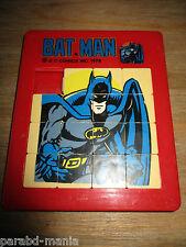 Batman-ancien jeu de patience,puzzle taquin-Années 70