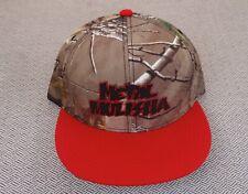 New Metal Mulisha Classic Tree Real Camo Mens Hat Snapback RHTMTL-118