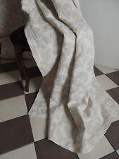 Leinen Baumwolle Jacquard Tagesdecke Plaid Sofaüberwurf
