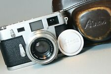 AIRES 35 IIIC 35mm Rangefinder film Camera H CORAL 45mm f1.9 Lens WORKING III C