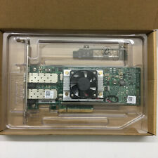 DELL BCM57810S 10GB Dual Port SFP+ PCIe x8 Ethernet Converged Network Adapter US