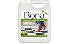 Bona Stone,Tile & Laminate Cleaner Refill 4 Litre Bottle