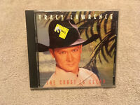 Tracy Lawrence The Coast is Clear Country CD 97 Atlantic Playgraded M-