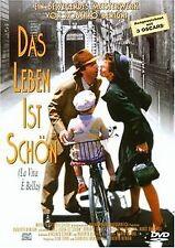 Das Leben ist schön von Roberto Benigni | DVD | Zustand sehr gut
