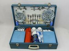 N-233 Vintage Original Family Brexton Picnic Set / Basic Case
