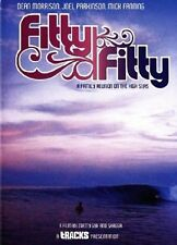 Fitty Fitty Surfing DVD Surf Extreme Sports Video Movie