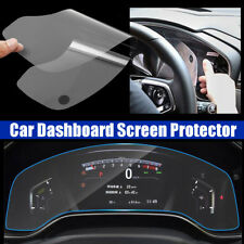 Car Dashboard Screen Protector Clear Center Touch HD Film For Honda CRV 17-18
