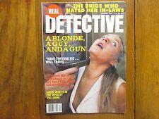 "December, 1980  ""Real  Detective"" Magazine (PATRICK JOSEPH BYRNE/HENRY QUEOR JR)"