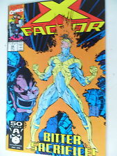 1 x Bande dessinée usa-x Factor-Nº 68-July-anglais-Marvel - z.1