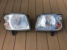 JDM 2008 Suzuki Wagon R Solio MA34S Headlights Lights Lamps OEM