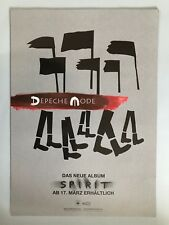 Depeche Mode 2017 PROMO + + Orig. Concert Poster -- CONCERT Affiche NEUF