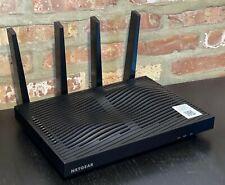NETGEAR AC5300 Nighthawk X8 WiFi Router R8500-100NAS DDT-WRT VPN - ONLY ONE BAND