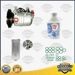 A/C Compressor Kit Fits Nissan Frontier Nissan Xterra V6 3.3L OEM DKV14C 67429