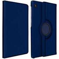 Étui Huawei MatePad T8 Housse Intégrale Support Rotatif 360° Bleu nuit