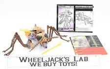 Transquito 100% Complete Mega Beast Wars Transformers Hasbro Action Figure