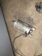 1985 yamaha ytm225 starter motor