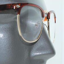 Reading Glasses Classic 60's Slick Office Boutique Tortoise Frame +1.75 Strength