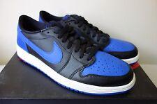 Nike Jordan 1 Retro Low OG Air UK12 US13 Royal 705329 004 Alta Nuevo 1 2 11 5 12