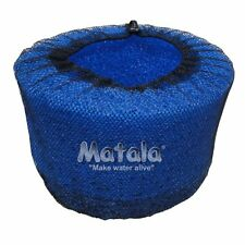 "Matala MPD-9 Pump Defender 9"" ID -Blue Matala Filter Media - Pump Protector"