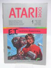 Anleitung - Handbuch - Bedienungsanleitung Atari - E.T. The Extra-Terrestrial