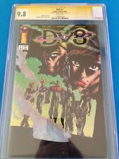 DV8 #1 regular cover - Image - CGC SS 9.8 NM/MT - Signed by Humberto Ramos