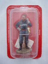 Figurine Del Prado plomb Pompier Soldat Tenue de Sortie Madrid Espagne 2003 NEUF