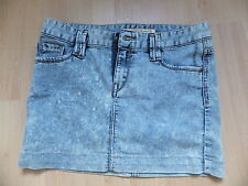 french connection denim skirt size 12