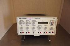 Sencore TV Video Analyzer Model TVA92 Test Equipment LOOK! A4003