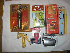 Mixed Lot Household and Outdoor Items
