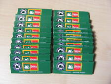 20 PACKETS OF SWAN GREEN REGULAR SIZE CIGARETTE PAPERS