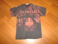 METALLICE MASTER OF PUPPETS    SOFT ' PRE OWNED ' shirt Sz SMALL