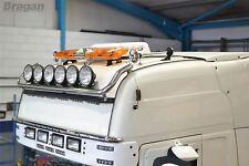 24v Flashing Strobe Light Bar Beacon Truck Recovery Truck DAF Scania 1.2 meter