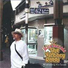 HIRO TSUNODA-THE VICTORY ROAD-JAPAN CD F08