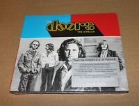 THE DOORS -- THE SINGLES -- 2 CDs + 1 BLU-RAY - DIGIPACK DELUXE COLLECTOR