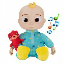 """COCOMELON Musical Bedtime JJ Doll 10"""" Brand new in box"""