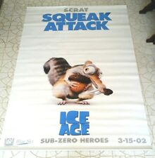 Ice Age 4 Kids Classic Large Movie Poster Print A0 A1 A2 A3 A4 Maxi