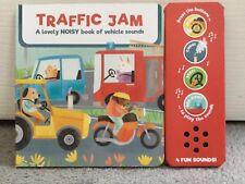 """M&S un ruidoso Libro De Sonidos del vehículo """"embotellamiento"""" con una historia para leer - 12m+ - Nuevo"""