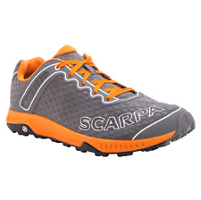 New Scarpa Tru Trail Running Shoes Men's Size 9