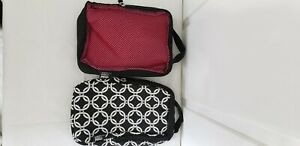 LOT Carters Child Of Mine Changing Pad/ Insulated Bottle Carrier Great Condition