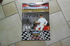 Michael Schumacher Kalender 1997 Original verpackt 42 x 30 cm Posterkalender