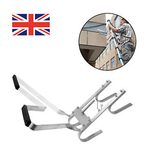 """UK MADE ALUMINIUM """" V """"SHAPE LADDER STAND OFF DIRECT FROM MANUFACTURE,Easy Fit"""