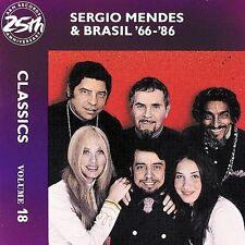 Sergio Mendes, Sergio Mendes & Brasil 66 - Classics [New CD]
